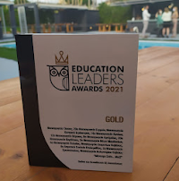 EDUCATION LEADERS AWARDS 2021 GOLD
