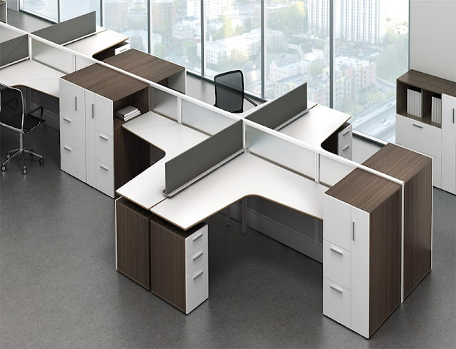 buy discount used modular office furniture Delray Beach for sale online