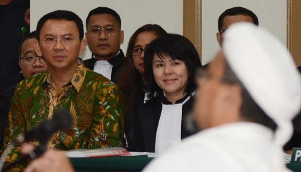 Ahok Angkat Bicara Soal Kepulangan Habib Rizieq ke Indonesia