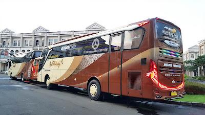 Tips Memilih Paket Bus Pariwisata