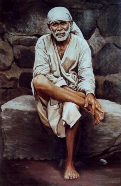 Baba Original Photographs ~ Welcome to Shirdi Sai Website
