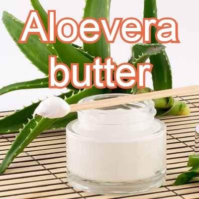 Aloevera butter