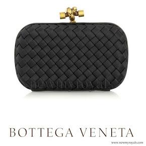 Princess Madeleine style Bottega Veneta Clutch