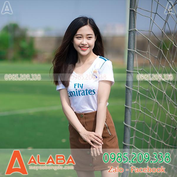 Áo bóng đá nữ xịn