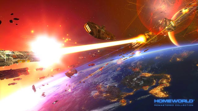 Homeworld Remastered Collection PC Full Español