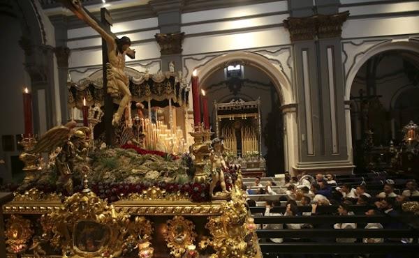 Tres años sin procesiones en Málaga