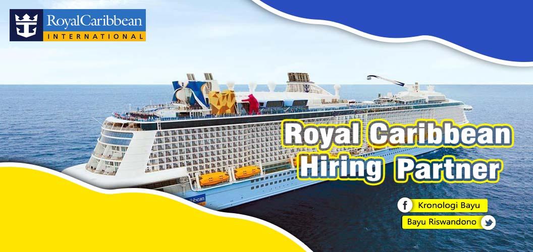 Agen Resmi Kapal Pesiar Royal Caribbean Di Indonesia