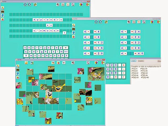Image du logiciel Dys-Mot