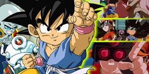 Dragon Ball GT | HD | 64/64| Audio Latino | Mega