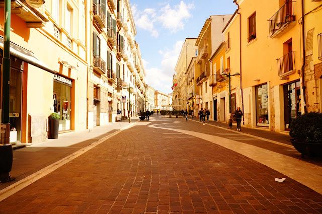 Corso Garibaldi Benevento