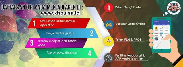 Server Pulsa KHTRX Pulsa Center