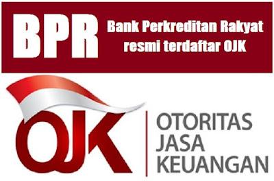 alamat lengkap kantor bank perkreditan rakyat wilayah Magelang Jateng