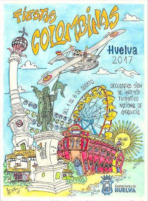 Fiestas Colombinas 2017 - HUELVA - Andrés Espuelas
