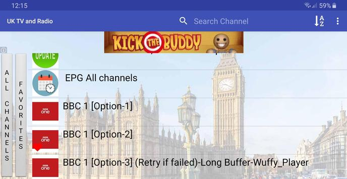UK TV & Radio v2.13 APK MOD