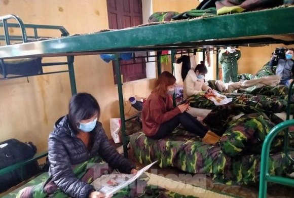 Sáng nay (12/2), bằng các biện pháp nghiệp vụ, phòng cảnh sát Hình sự Công an tỉnh Lạng Sơn đã tìm được người phụ nữ Hải Phòng đã trốn khỏi nơi cách ly ở khu vực biên giới Việt- Trung.