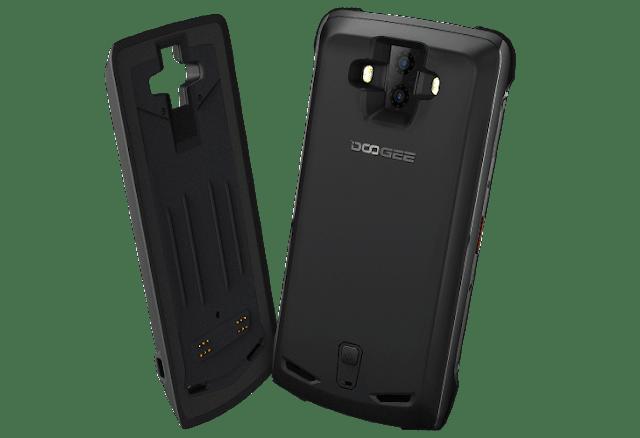 doogee s90 teléfono con batería de 10050mah