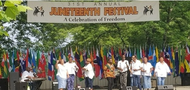 Photo from Juneteenth Festival website (2018)