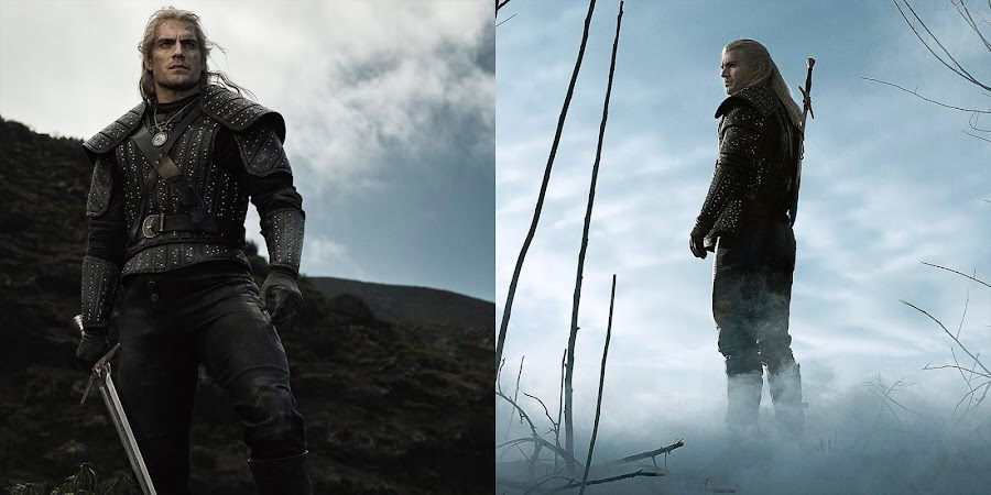 netflix the witcher season 1 henry cavill geralt of rivia