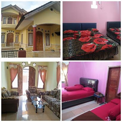 Villa di Batu Karas Pangandaran
