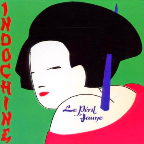 Disco de vinilo - Le péril jaune - Indochine