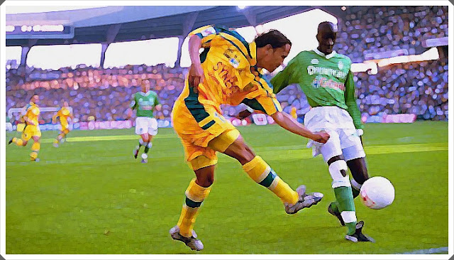 Moldovan Saint-Étienne Nantes 2000-01