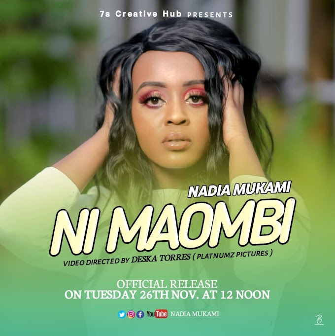 NADIA MUKAMI - MAOMBI (OFFICIAL VIDEO)