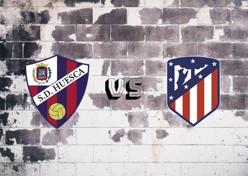 Huesca vs Atlético Madrid  Resumen