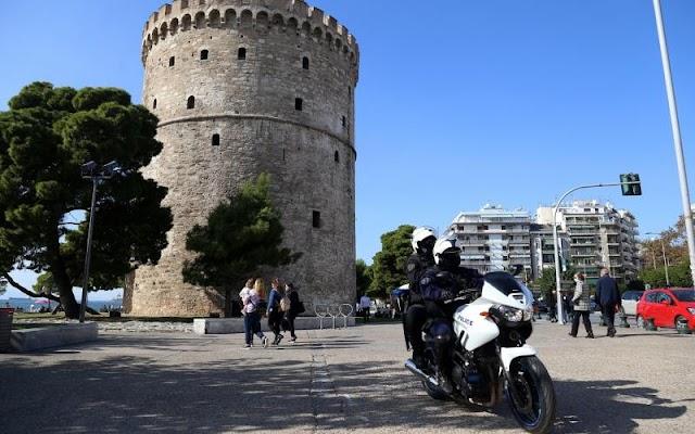 Δύο συγκεντρώσεις ενάντια στο lockdown σήμερα στη Θεσσαλονίκη