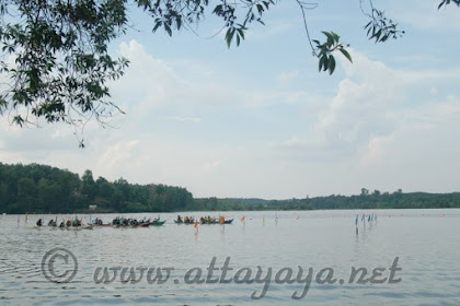 Kawasan Wisata Danau Buatan - Wisata Riau