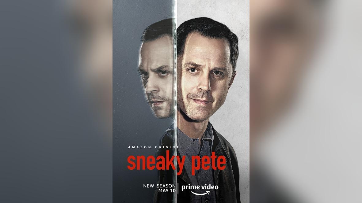 Sneaky Pete Season 3 Poster Giovanni Ribisi Marius Josnapovic Amazon
