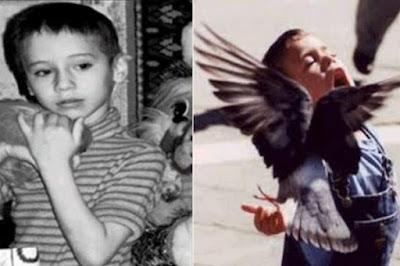 Kisah bocah yang hidup dan tumbuh besar dari kasih sayang binatang