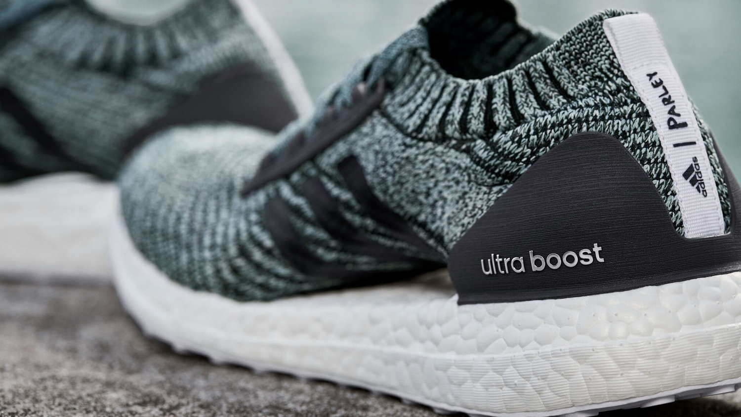 adidas ULTRABOOST PARLEY | Upcycling deluxe - From Threat into Thread