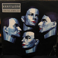 Kraftwerk - Electric cafe lemez 1986