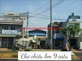 Bán Kiot Chợ Ea Tu Km9 Buôn Ma Thuột - DakLak 650 triệu