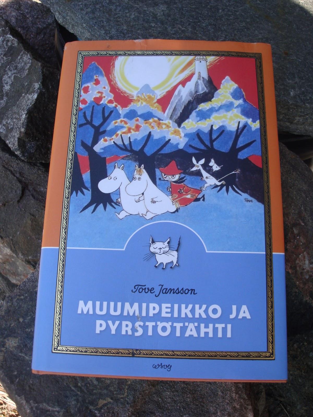 Muumipeikko Ja Pyrstötähti Kirja