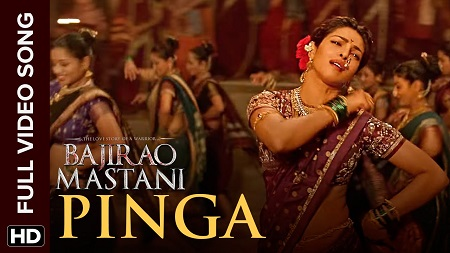 Pinga Full HD Video New Indian Songs 2016 Bajirao Mastani
