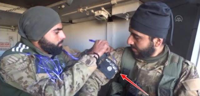 Κούρδοι - Rojava: Βαρύ οπλισμό στα παρακλάδια της Αλ Κάιντα δίδει η Τουρκία
