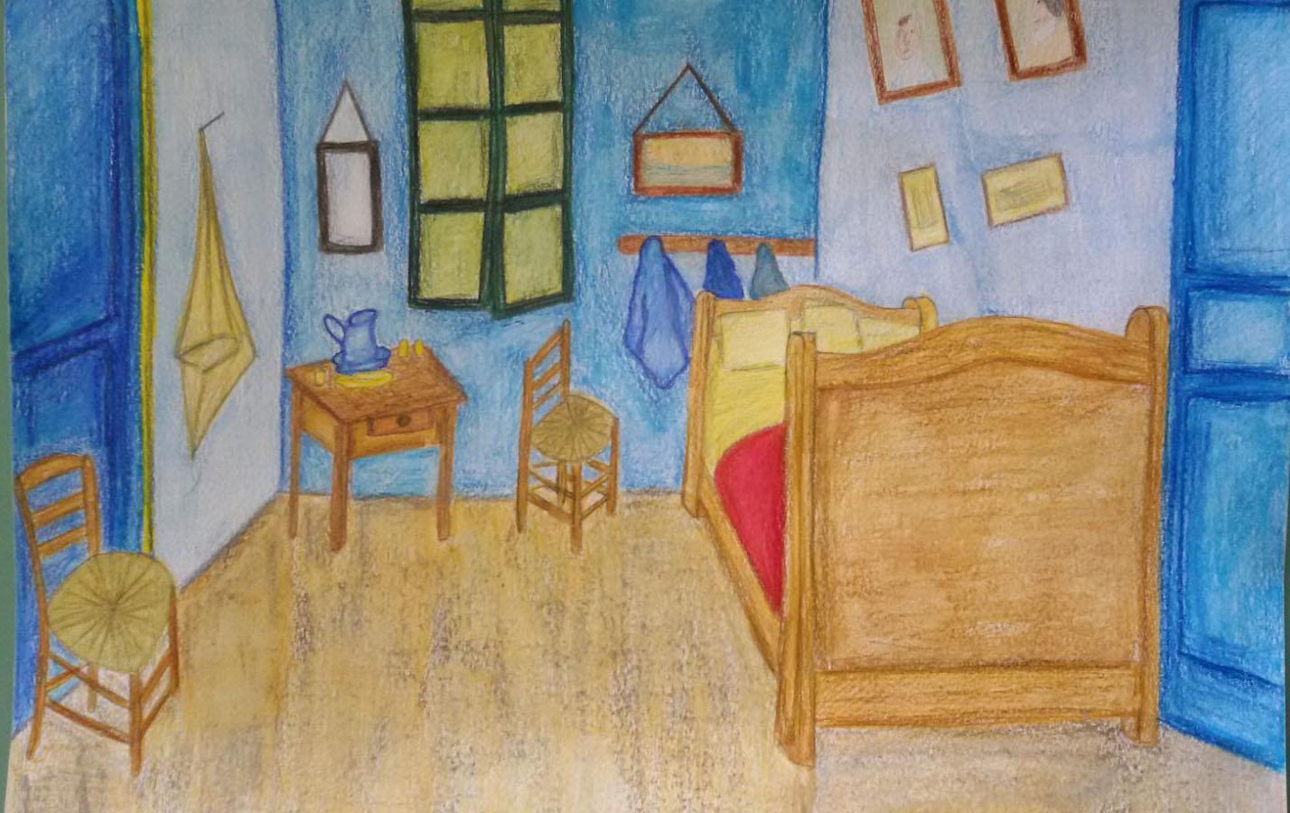 Amazing La Camera Da Letto Di Van Gogh Images - Carolineskywalker ...