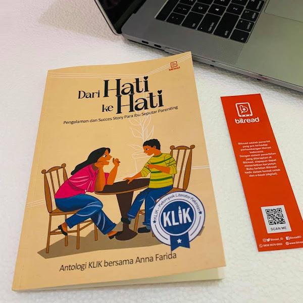 [BUKU] Antologi Dari Hati ke Hati Diterbitkan oleh Bitread Publishing