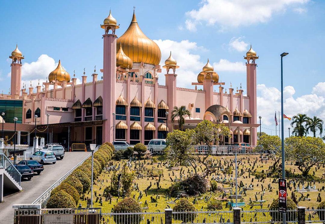 Masjid Bandaraya Kuching