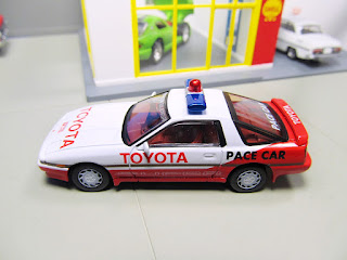 Tomica Limited Vintage  Toyota Supra Pace Car