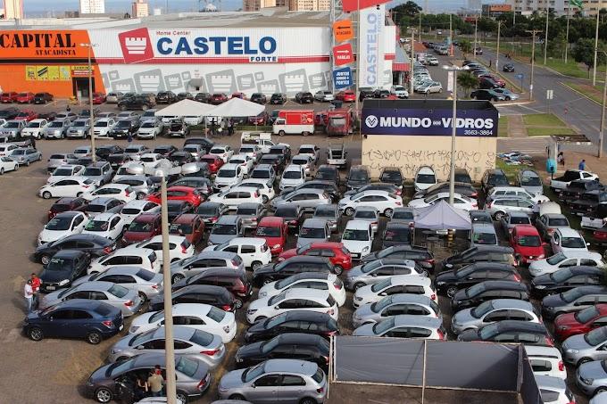 Cidades: Mega Feirão de carros seminovos em Samambaia DF
