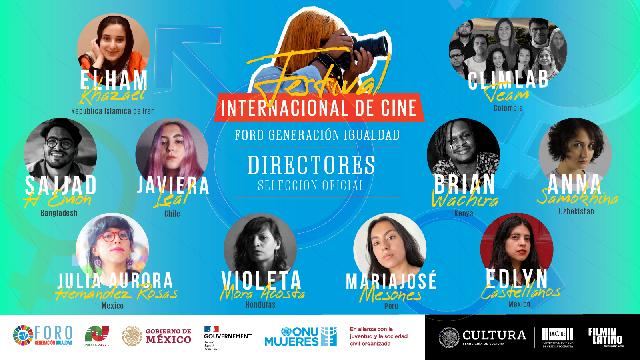 Anuncian las películas ganadoras del Festival de Cine Generación Igualdad