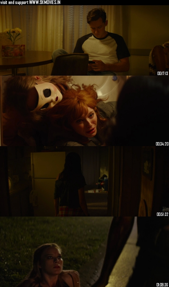 The Strangers - Prey at Night 2018 Dual Audio Hindi 480p BluRay 280mb