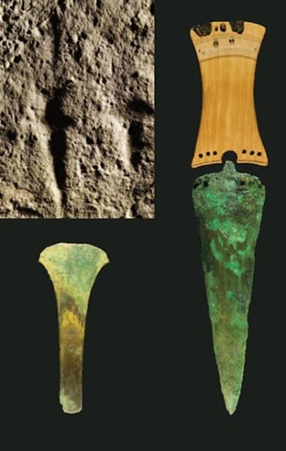 Where did the gold from the time of Stonehenge come from? Analysing the Bush Barrow dagger