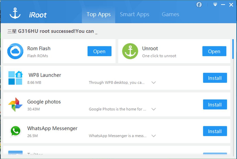 Cara Root Samsung Galaxy Ace 4 SM G316HU Via PC