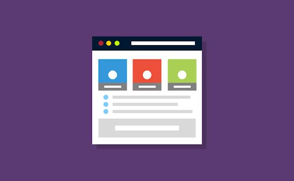 Cara Pasang Related Posts Responsive yang Stylenya Bisa Diubah Melalui Layout/Tata Letak Blogger