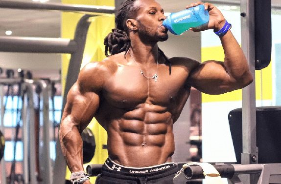 Ulisses Jr. gym workout routine
