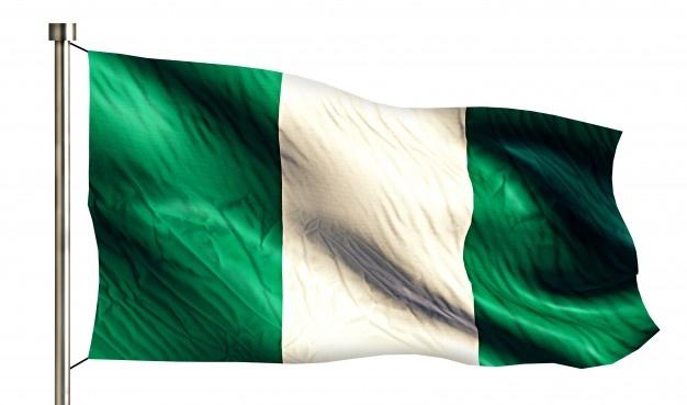 Nigeria Flag Images 3D
