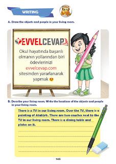 6. Sınıf İngilizce Ders Kitabı Cevapları MONOPOL Yayınları Sayfa 145